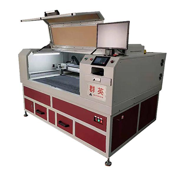 高精度AG防爆膜,LOGO激光切割机