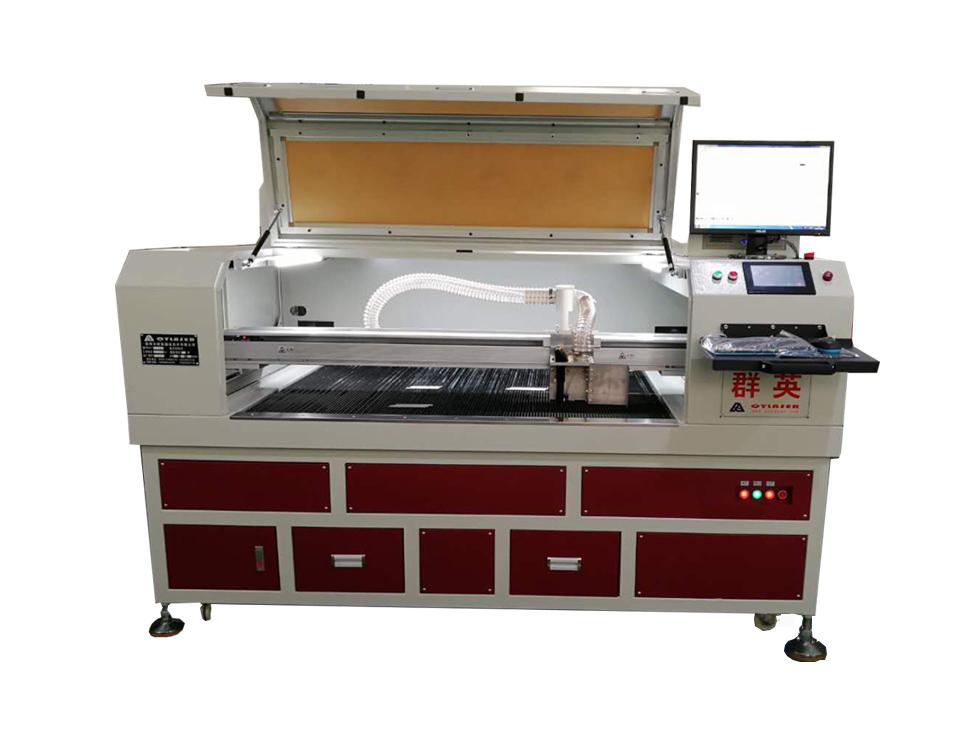 高精度紫外手写板激光切割机